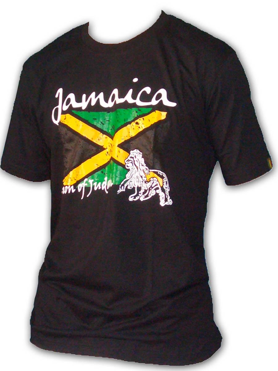 Ямайка Футболки
