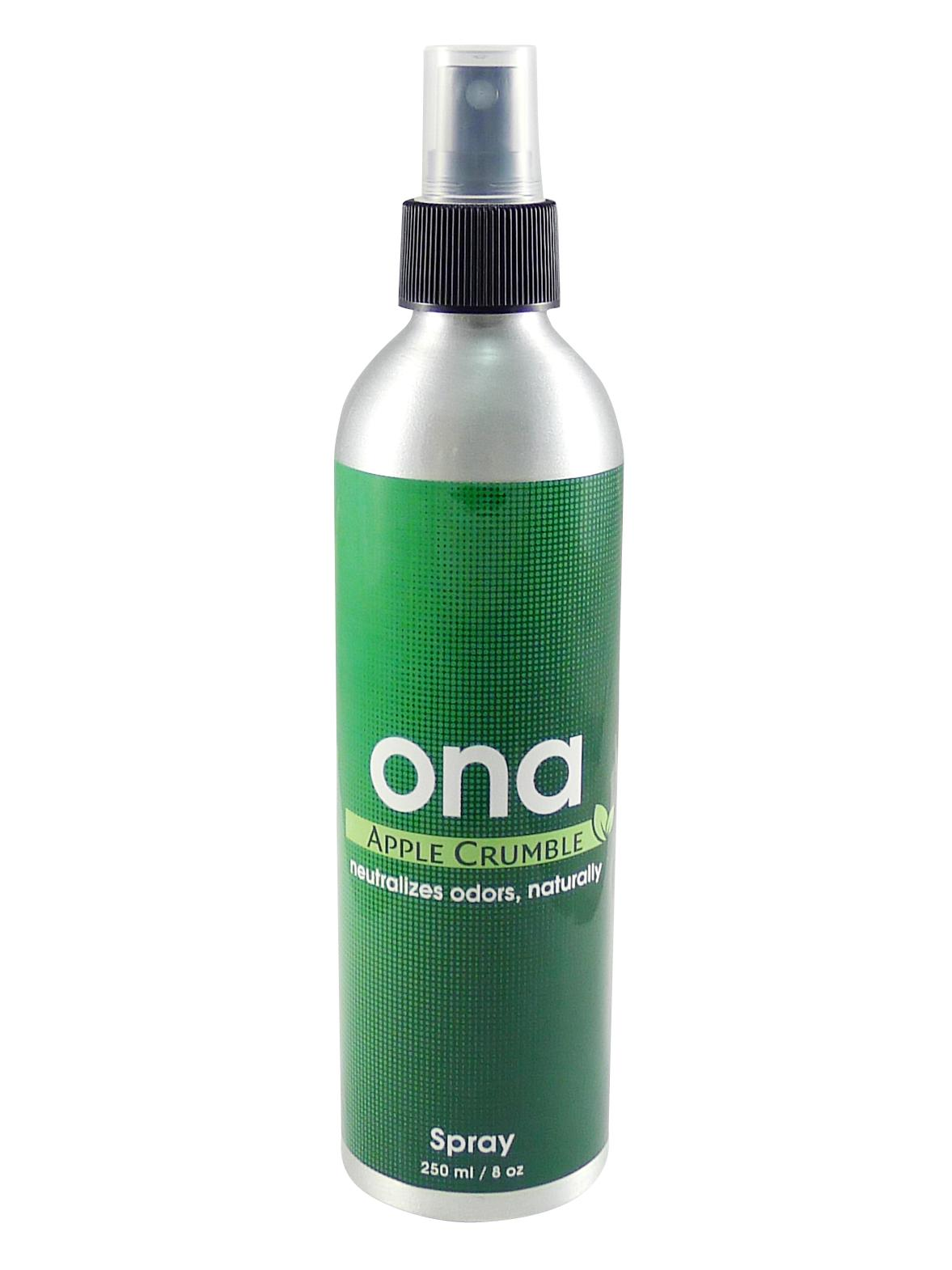 Нейтрализатор запаха ONA Spray Apple Crumble Limited Edition 250