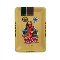 Поднос RAW Metal Rolling Tray, Girl Mini