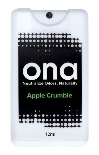 Нейтрализатор запаха ONA Spray Card Apple Crumble